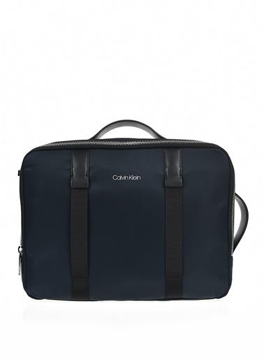 Calvin Klein Laptop /Evrak Çantası Lacivert